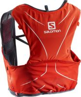 Salomon ADV SKIN 5 SET FIERY RED/Graphite,