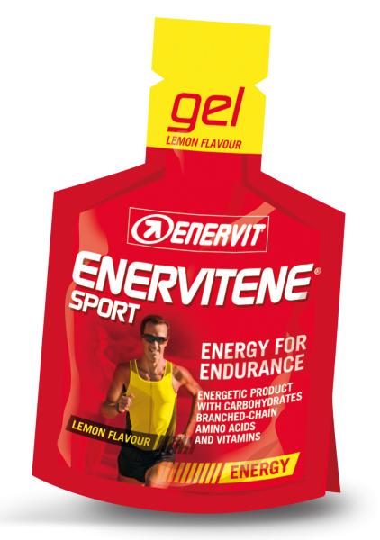 ENERVITENE Sport Gel (25 ml), citron