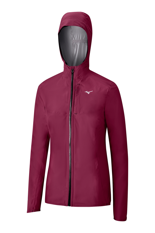 Dámská bunda MIZUNO Endura 20K Jacket /Beet Red