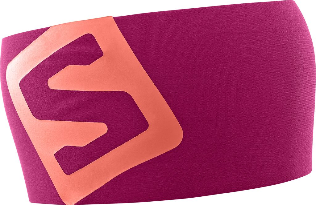 Salomon RS PRO HEADBAND Cerise/Dubarry