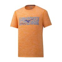 Mizuno Impulse Core Wild Bird Tee/Oriole