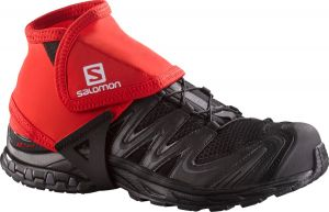 Salomon GAITERS LOW-Bright Red