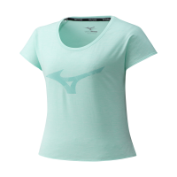 Mizuno Core RB Graphic Tee/Ice Green