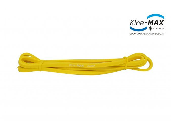 KINE-MAX PROFESSIONAL SUPER LOOP RESISTANCE BAND 1 X-LIGHT ( EXTRA LEHKÁ ) KINE MAX